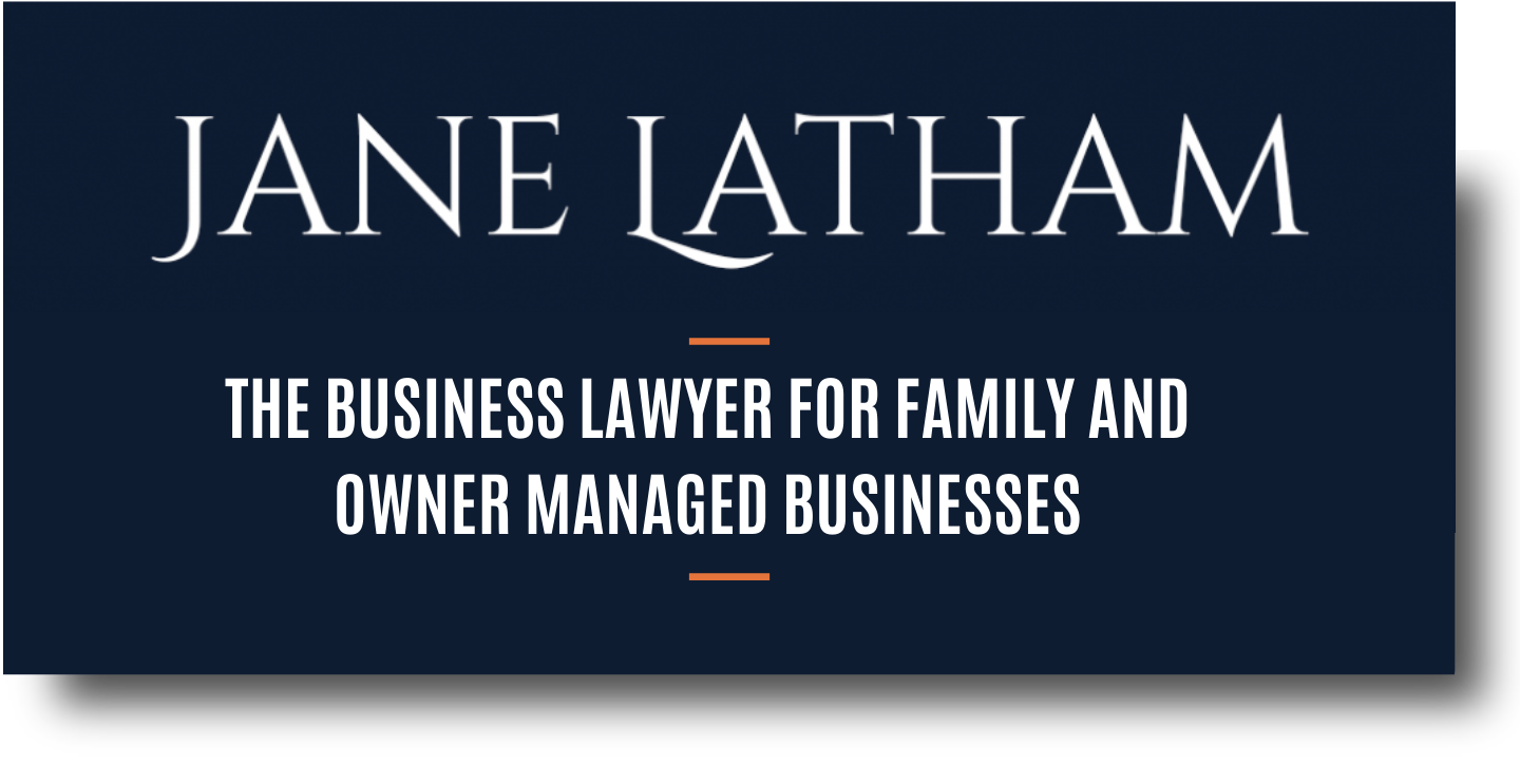 The Family Business Lawyer